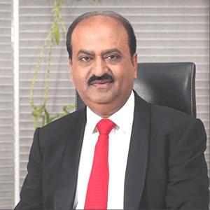 Manoj Gaur, Vice President, CREDAI National & MD, Gaurs Group