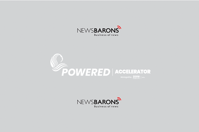 Powered-accelerator logo