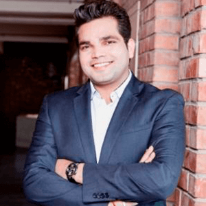 Prashant Gupta-Executive Director-Sharda University
