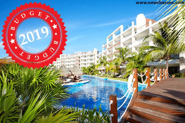Travel Tourism and hospitality Budget 2019