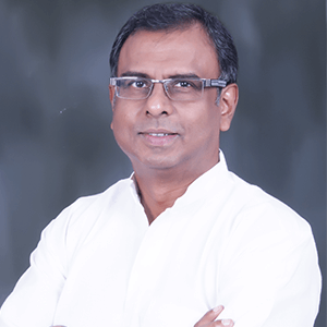 Vijay Kumar Karai-founder and CEO-Ayur Univer