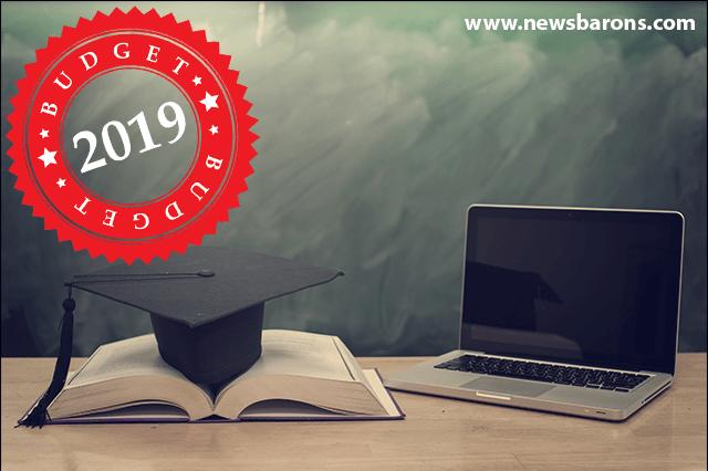 Education Budget 2019