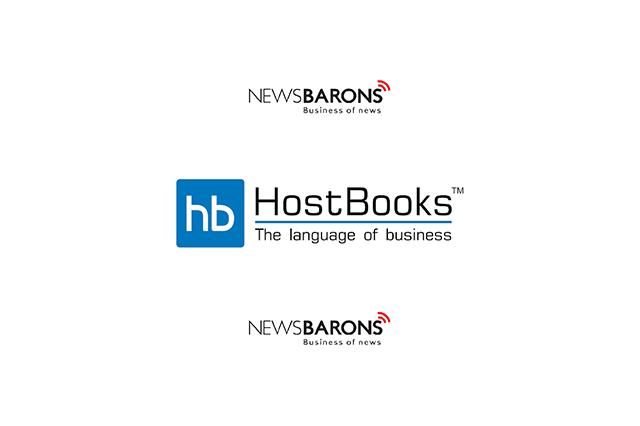 HostBooks logo