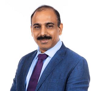 Niimish Gupta, MD, RICS