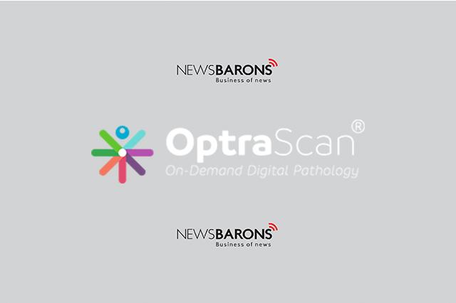 OptraScan logo