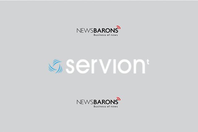 Servion-Global-Solutions logo