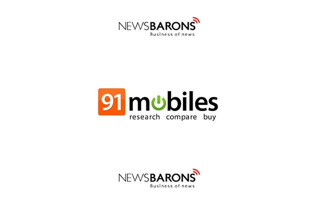 91mobiles logo