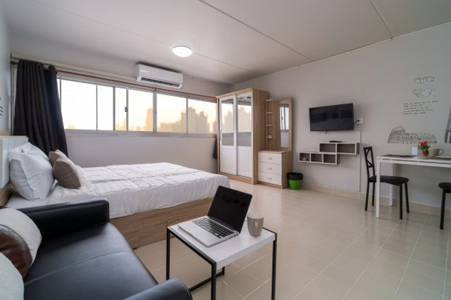Knight Frank India Report on Co-living