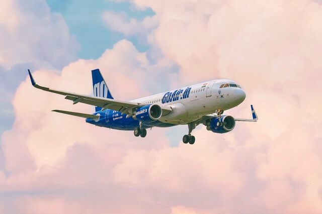GoAir currently operates 325+ daily flights