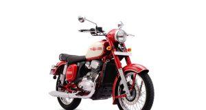 Jawa Motorcycles 90th Anniversary Edition
