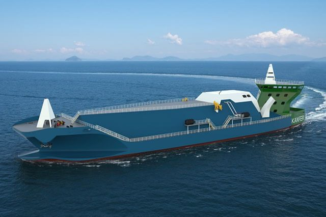 AG&P invests in Kanfer Shipping