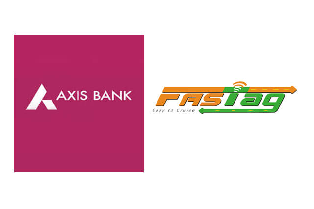 Axis bank fastag news