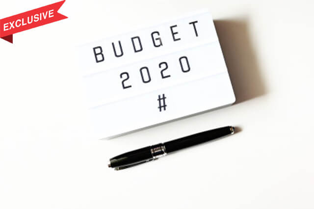 Pre-Budget 2020 expectations