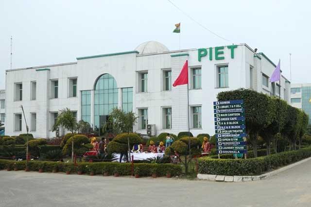 AICTE awards grant to PIET to set up IDEA Lab