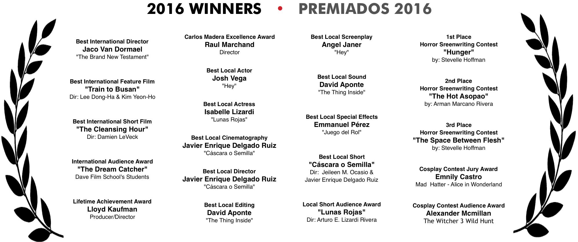 Ganadores2016
