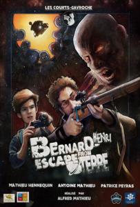 <strong> Bernard-Henri escape from terre</strong></br>Dir Alfred Mathieu </br> Francia