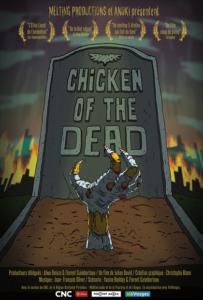 <strong>Chicken of the Dead </strong></br>Dir Julien David</br> Francia