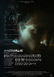 <strong> ANOMALY </strong></br>Dir Michael Jeanpert </br> France