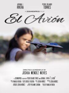<strong> El Avión </strong></br> Dir Joshua Méndez Nieves </br>Puerto Rico