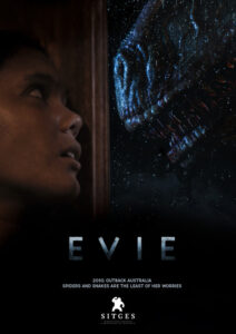 <strong> EVIE </strong></br>Dir Alex von Hofmann </br> Australia