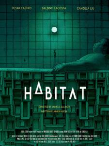 <strong> HABITAT </strong></br> Dir Jaime A. Calachi </br> Spain