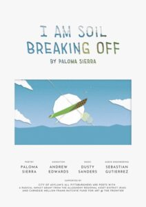 <strong> I Am Soil Breaking Off </strong></br> Dir Paloma Sierra </br>Puerto Rico