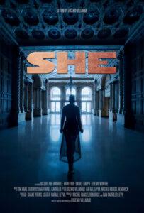 <strong> She </strong></br>Dir Eugenio Villamar </br> Estados Unidos