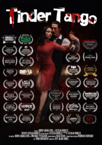 <strong> Tinder Tango </strong></br>Dir Cecilia Robles </br> Mexico