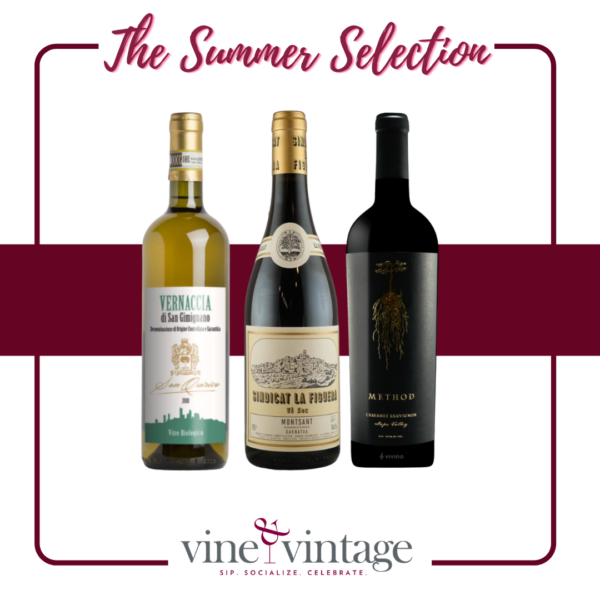 The summer selection mixed wine case | Wine bottles to go | Vine & Vintage
