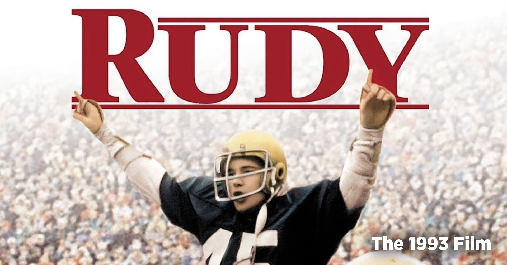 Rudy movie FB event & twitter pic