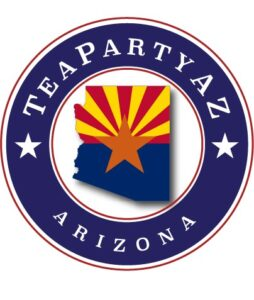 Tea Party AZ Logo