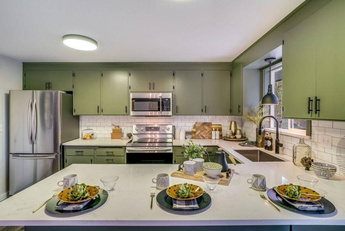 2020 kitchen design trends