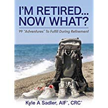 I'M retired now what book cover