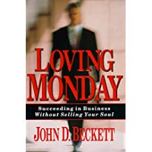 Loving Monday Book Cover