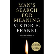 Mans Search For Meaning Book
