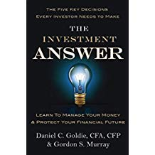 The Investment Answer Book Cover