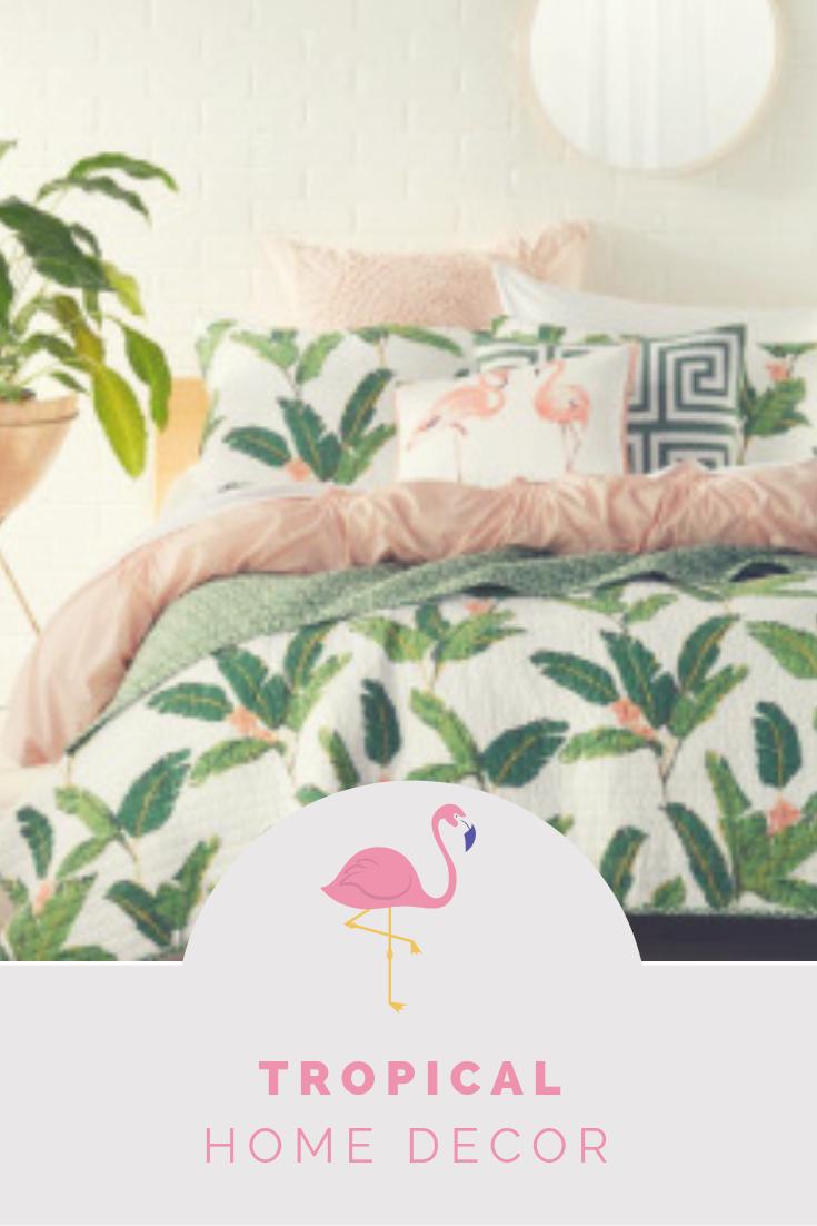 Tropical Home Decor