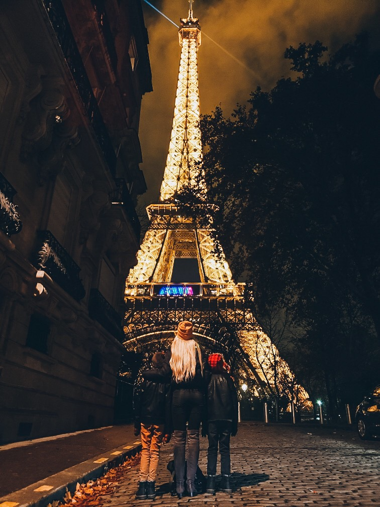 Paris travel guide with kids 4 day itinerary