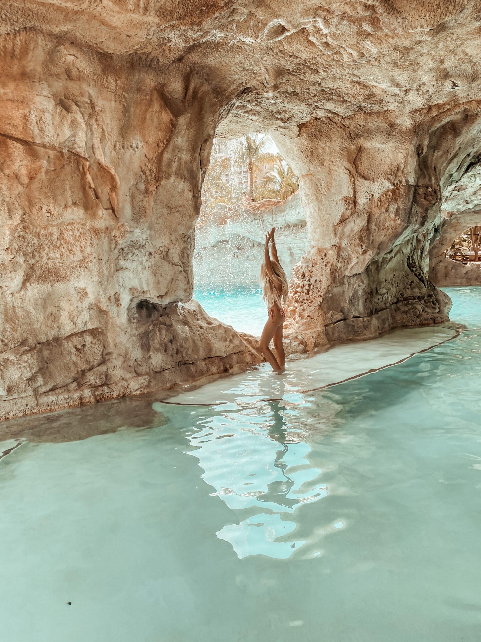 Grand Hyatt Baha Mar pool