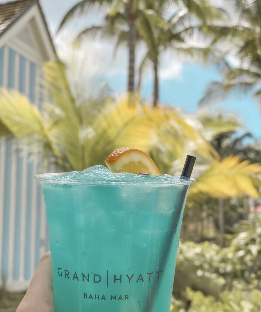 Grand Hyatt Baha Mar Drinks