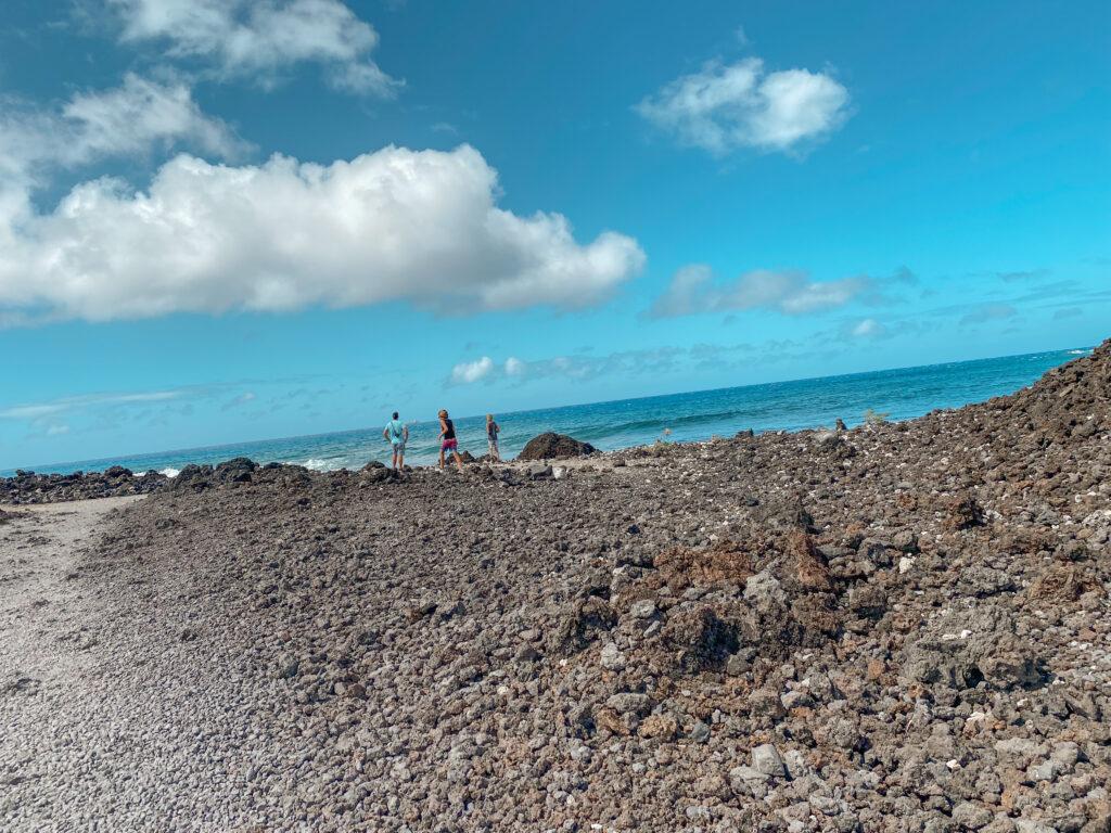 Hoapili Trail Maui Hiking La Perouse Bay