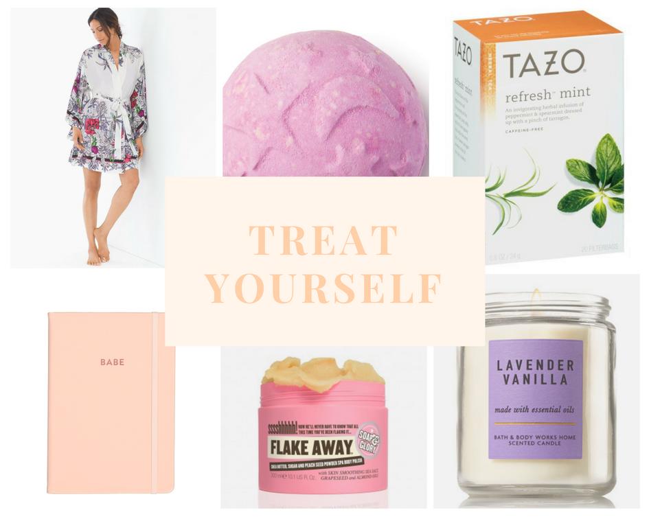 Self Love List of Gift Ideas