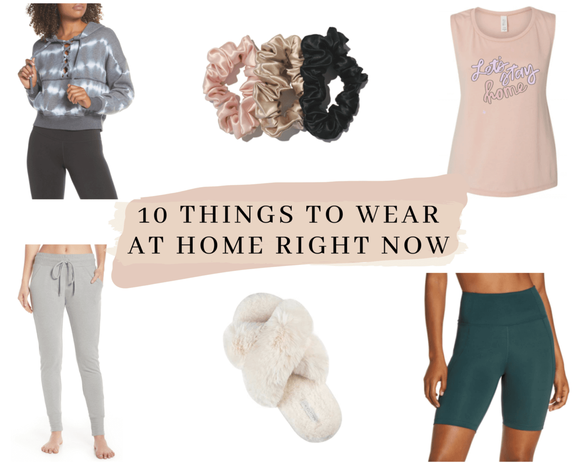10 pieces to wear at home right now