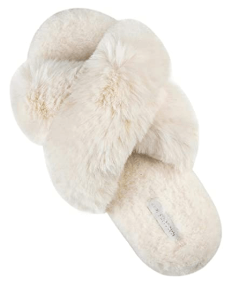 Soft and cozy slippers are a home wear staple