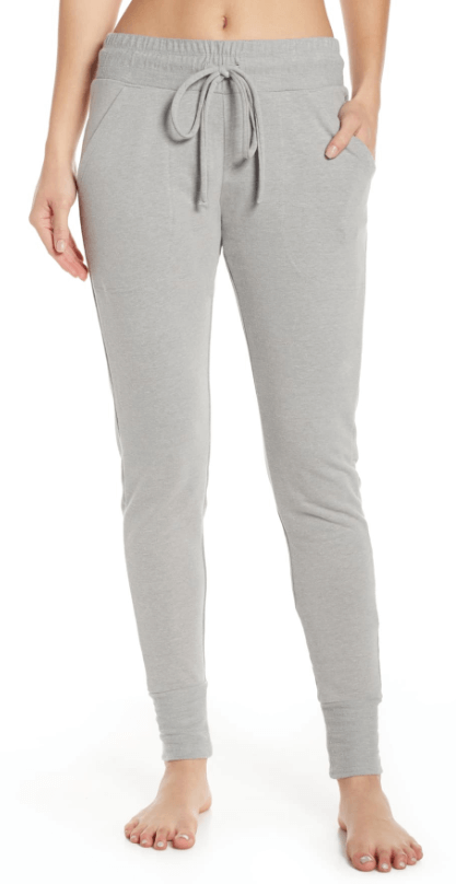 Comfy sweatpants are a go-to for many