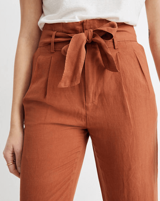Cute trousers that look professional but feel comfortable