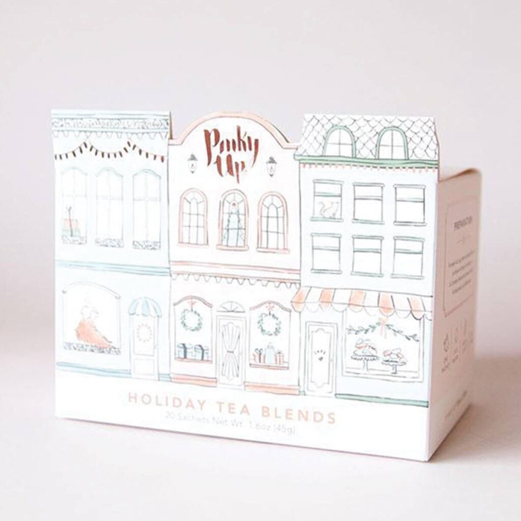 Holiday Tea Gift Box