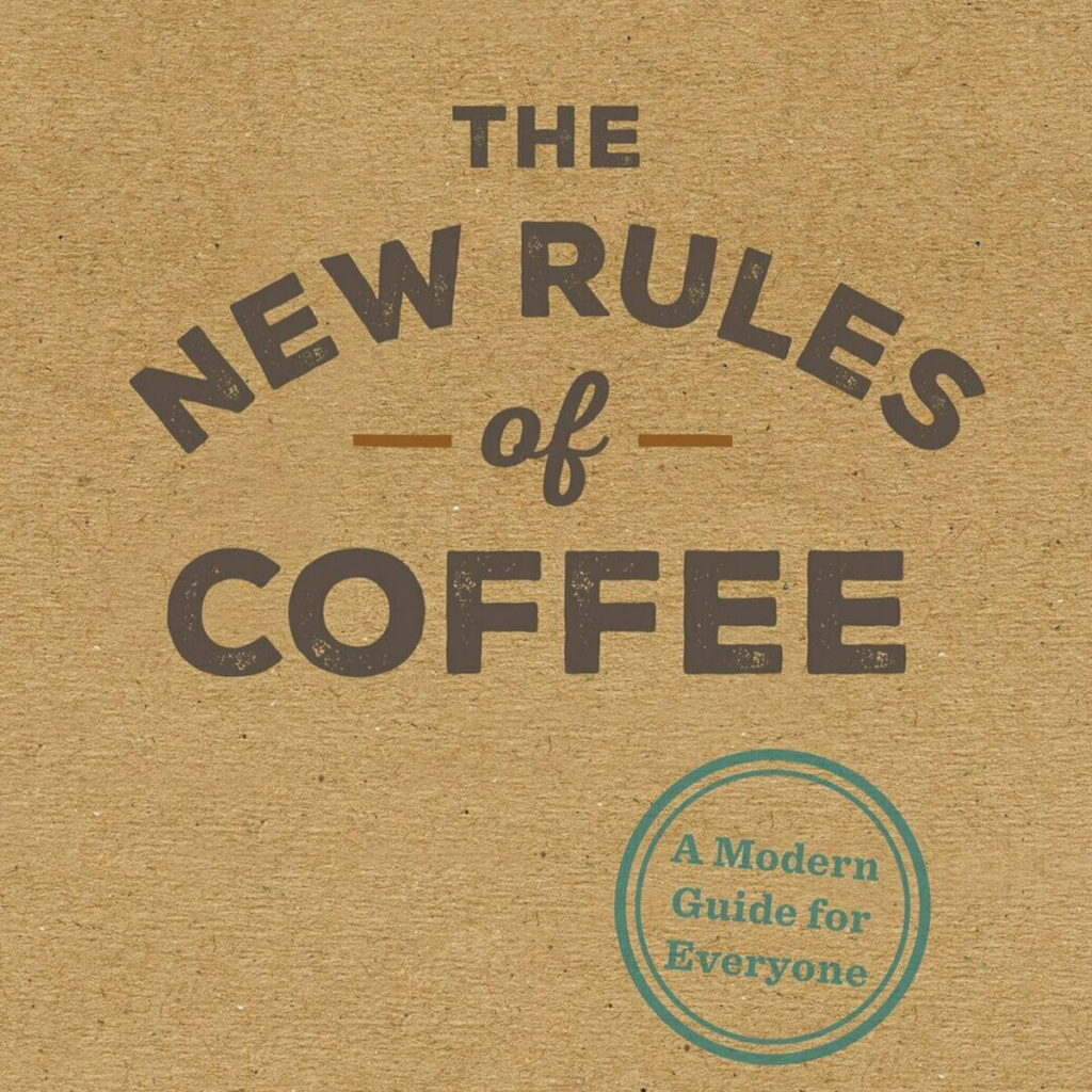 New rules of coffee book stocking stuffer idea