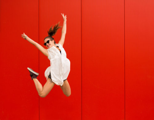 We are jumping for joy to connect with you!