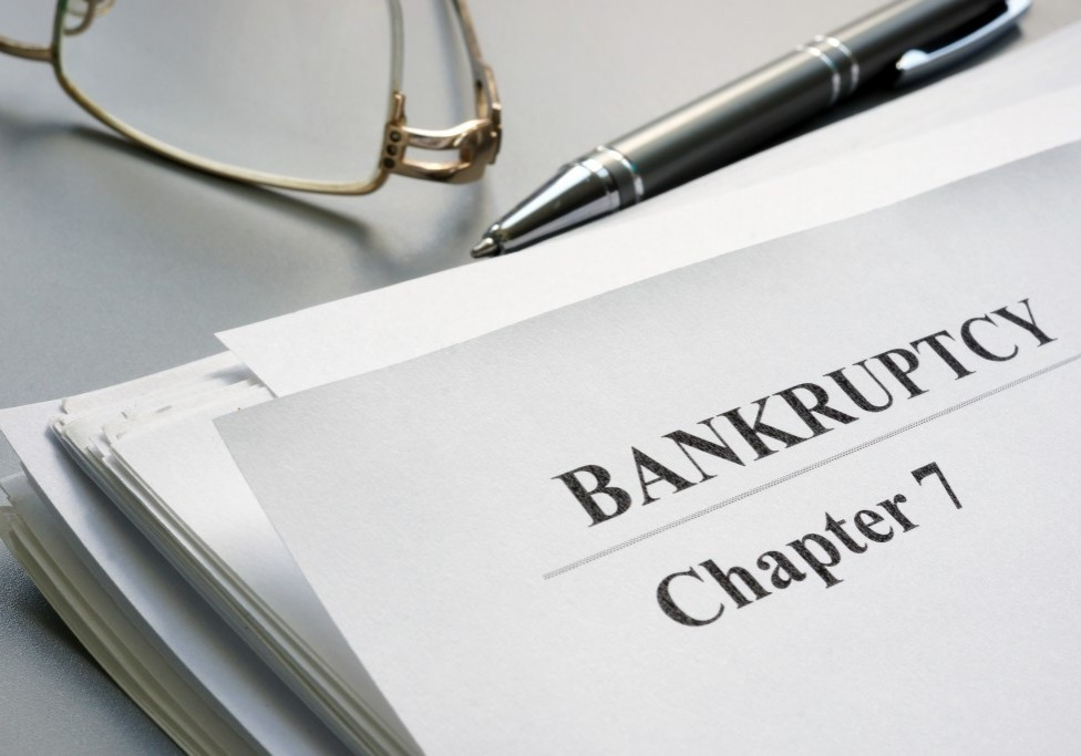 Bankruptcy Chapter 7 paper